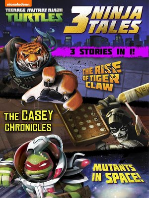 cover image of 3 Ninja Tales